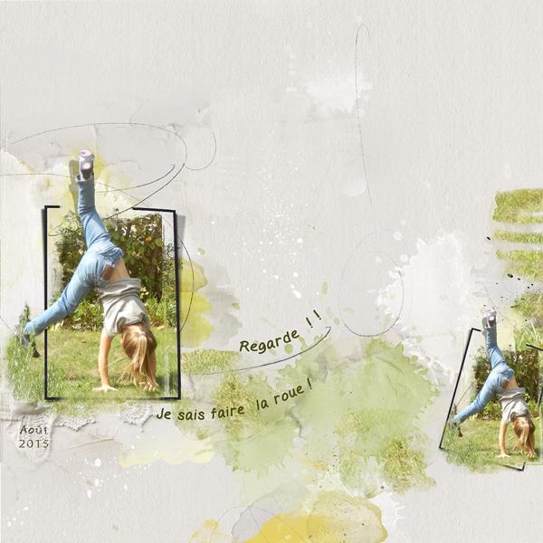 Challenge Artsy Publiscrap, Anna Aspnes, Clin d'oeil Design ARTPLAY Glance