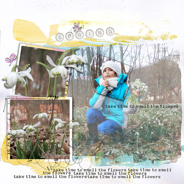 Spring {Collection} by Dawn Inskip
