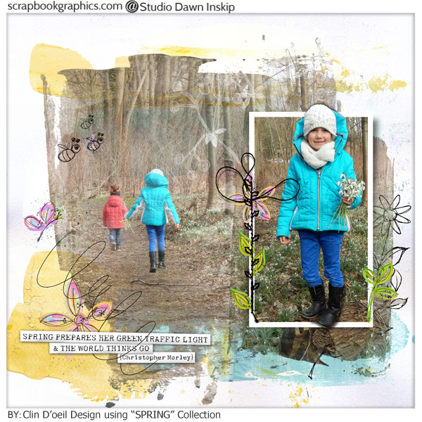 Double ! double GSO ! ! - Clin d'oeil Design - scrap digital -