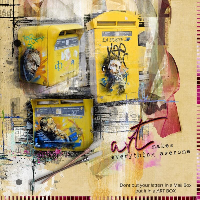 NBK Designs _ New Collection Art & Journal by Clin d'oeil design