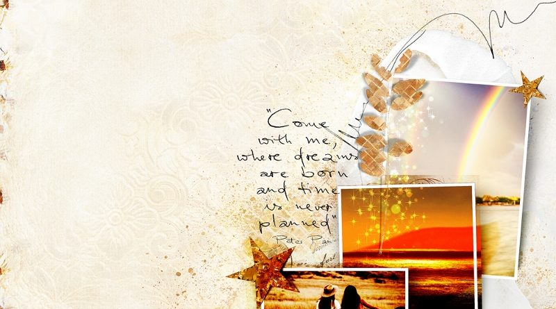 Come with me Make a wish collection and template 44B Clin d'oeil design