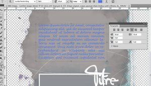 Photoshop les fondamentaux du texte