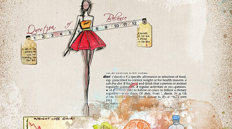 Another year, Another Diet Dawn Inskip - Clin d'oeil Design