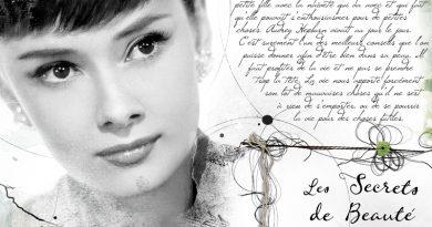 Philosophie de Vie Audrey Hepburn Anna Aspnes Clin d'oeil Design