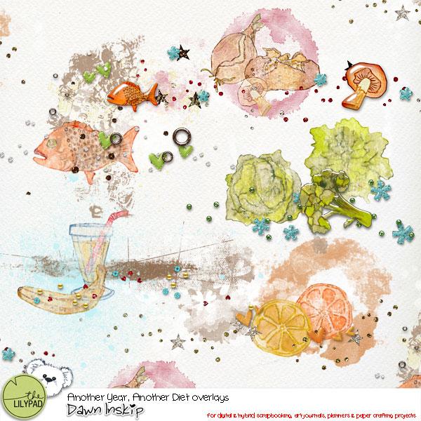Another year, Another Diet Dawn Inskip - Clin d'oeil Design