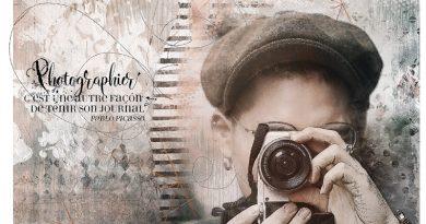 Photographier, c'est une autre façon de tenir un journal