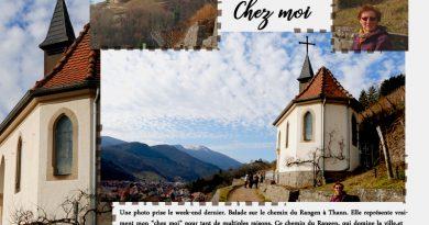 Chemin du Rangen chapelle Saint Urbain