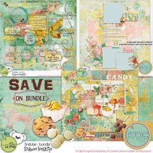 Dawn Inskip Indulge clin d'oeil design