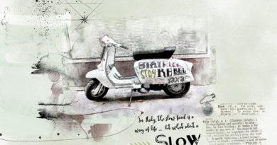 Slow Trip - effet de sketch
