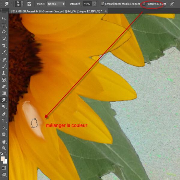 Getting Artsy Peinture au doigt