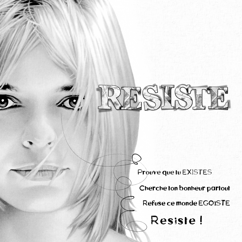 Resiste Hommage à France Gall