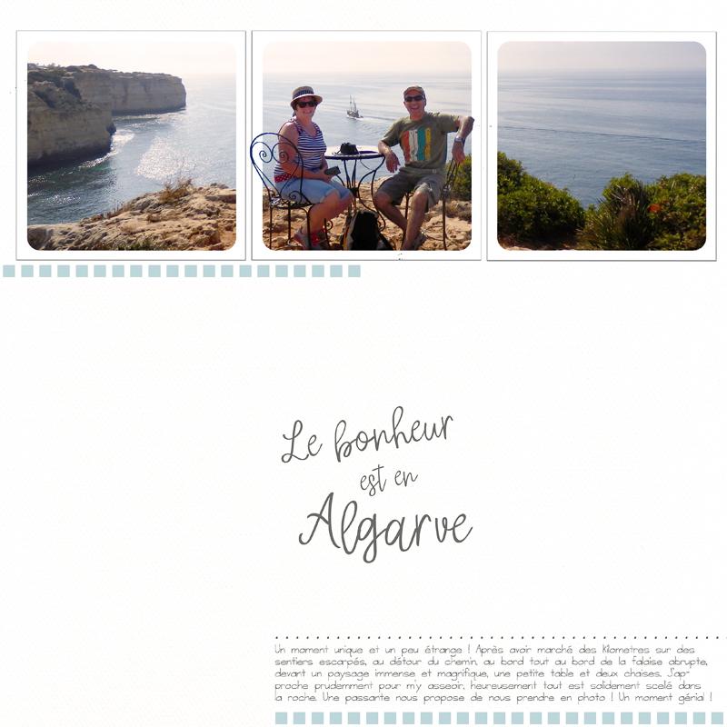 Le bonheur est en Algarve