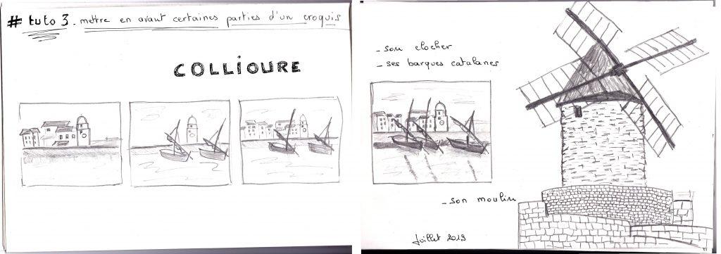 Sketch #Tuto 03 Le croquis