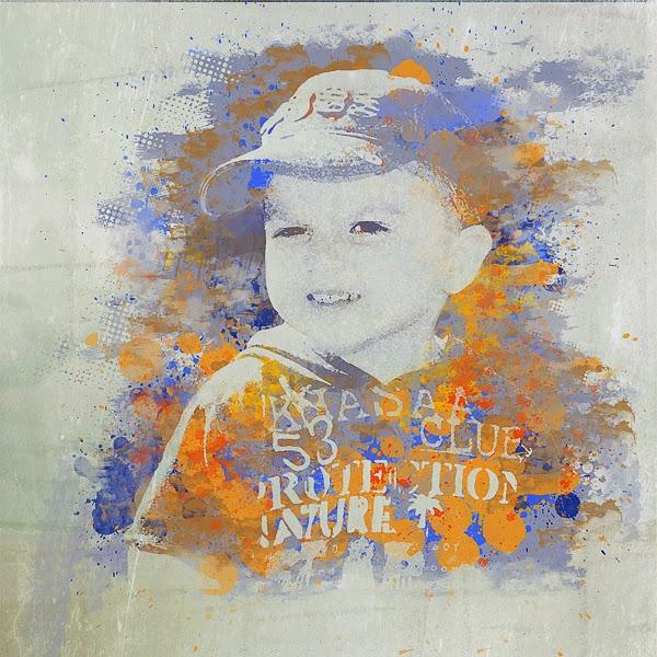 tuto original http://10steps.sg/tutorials/photoshop/creating-an-abstract-watercolor-wallpaper/