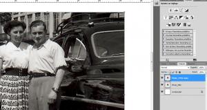 Tuto améliorer les photos scannées Clin d'oeil design