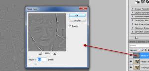 Tuto amélioration photo après SCAN photo scannée