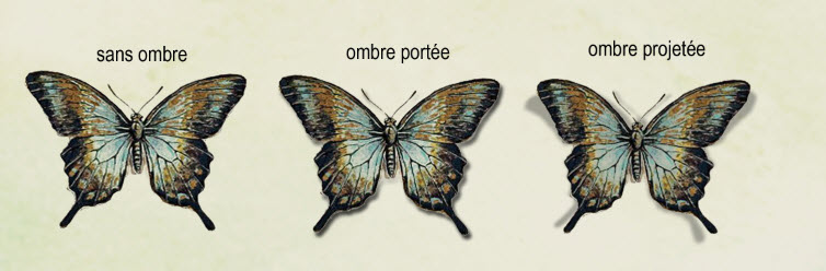 tuto-photoshop-ombres-projetees clin d'oeil Design