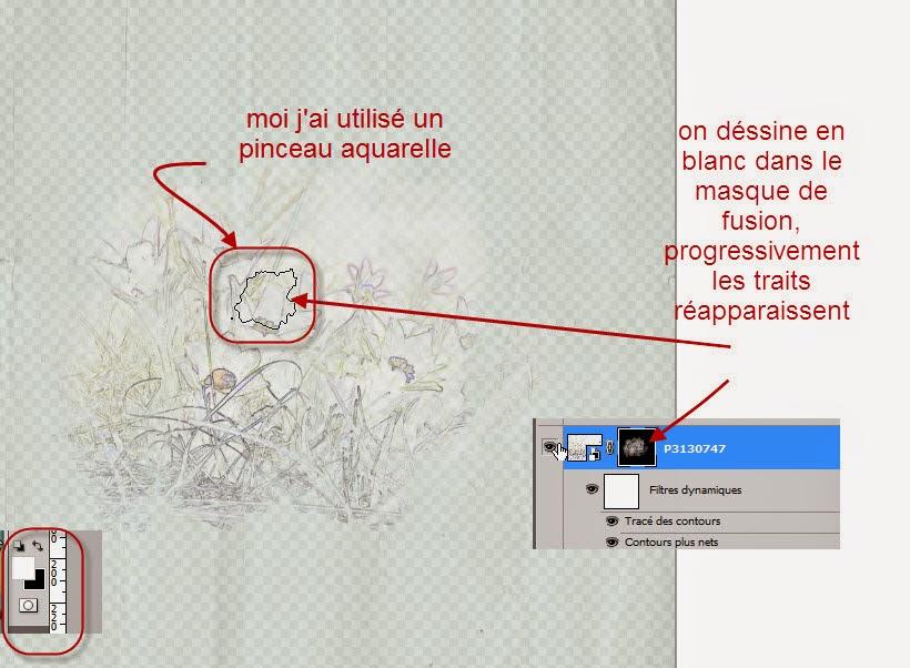 Tutorial ARTSY Composite Techniques bu Clin d'oeil design