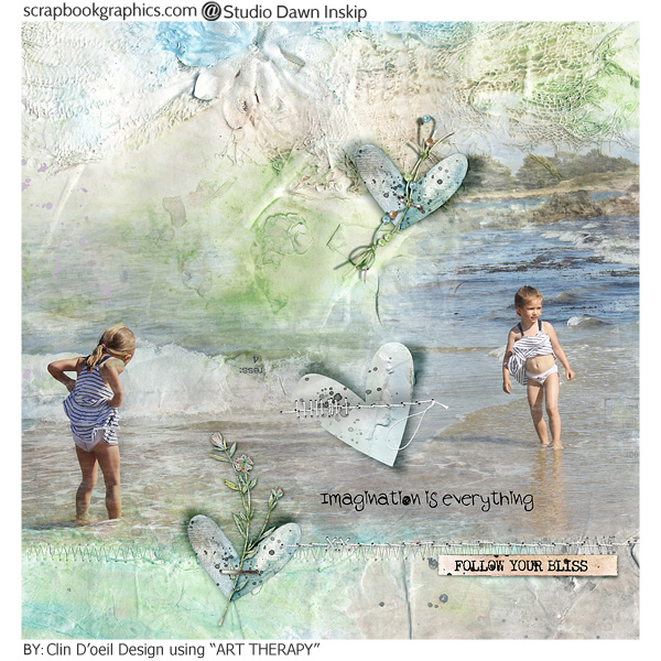 ART THERAPY Collection by Dawn Inskip