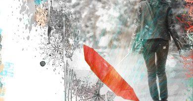 du Noir & blanc avec une touche de couleur Clin d'oeil Design
