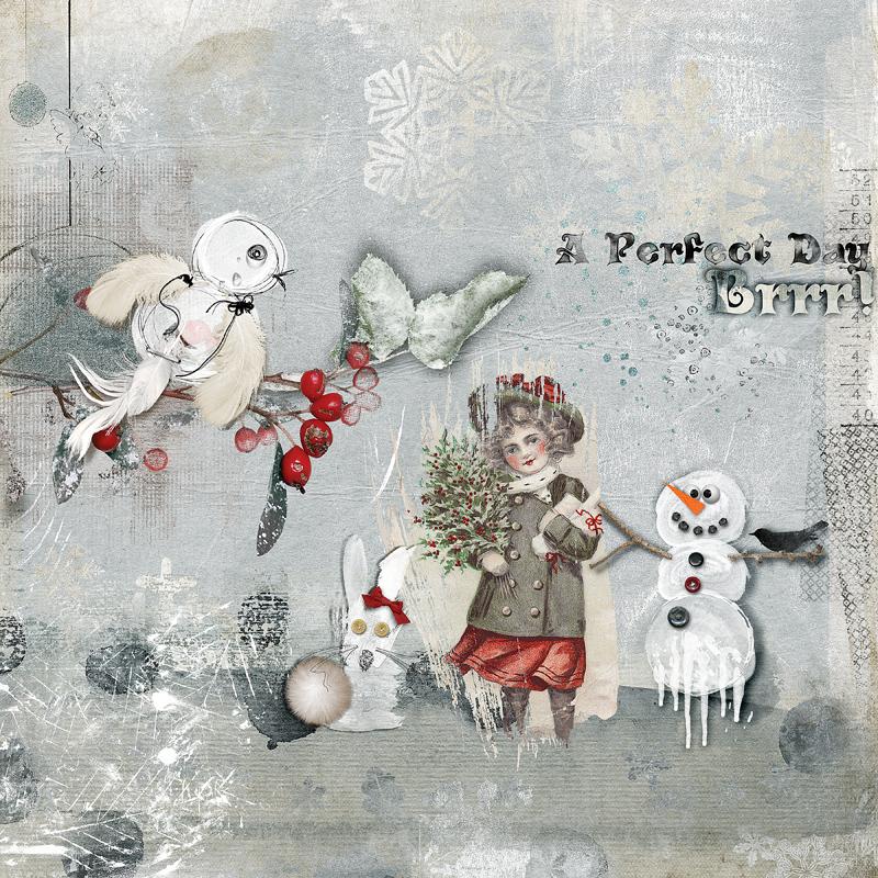 Frozen in Time Black Friday Clin d'oeil design