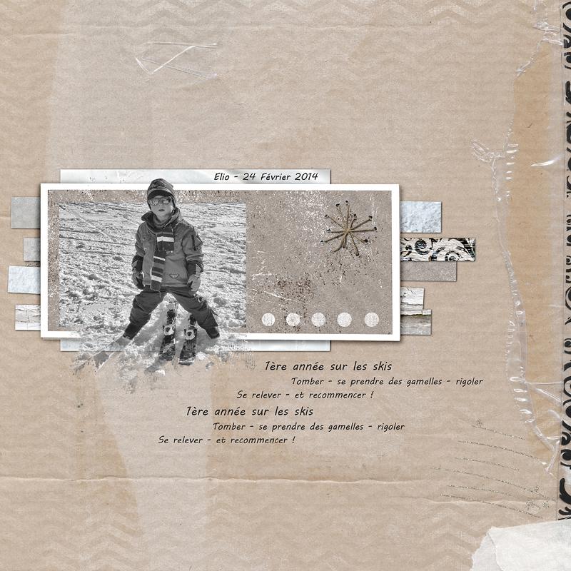 Frostbite un kit d'hiver par Dawn Inskip page de ClindoeilDesign