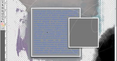 Photoshop fondamentaux texte