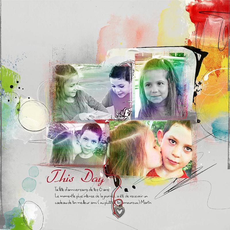 This Day - Anna Lift Birthay Oscraps - Clin d'oeil Design