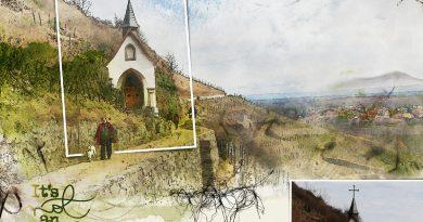 La chapelle St Urbain Oscraps birthday Clin d'oeil design
