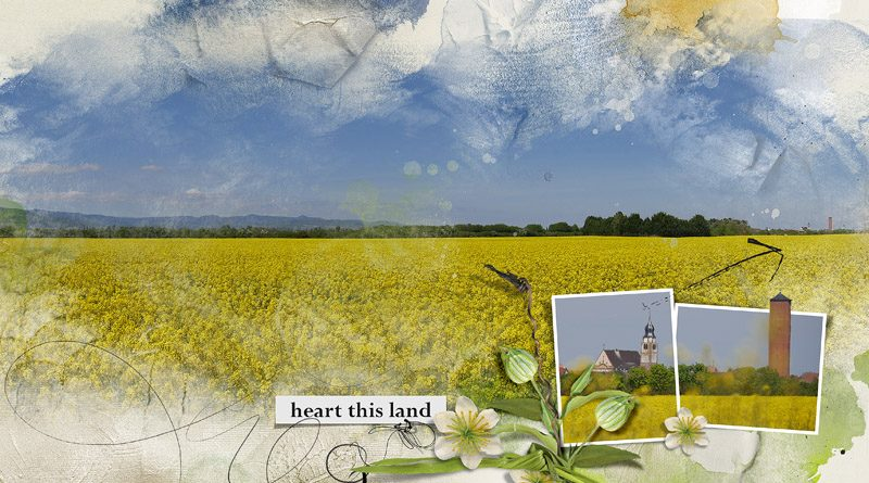 Heart this Land - Anna Lift