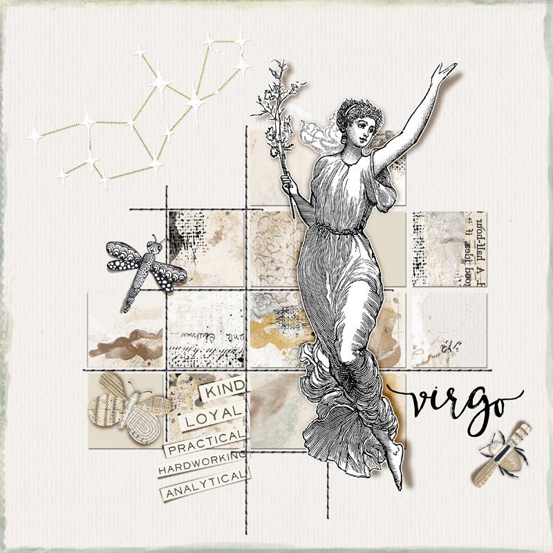 Virgo For Maya de Groot | 25th Birthday Challenge