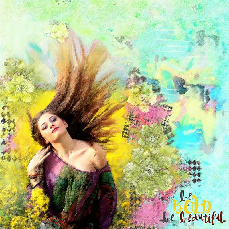 Be Bold be Beautiful