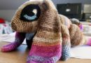 Jupiter the rabbit Le lapin doudou Crochet -