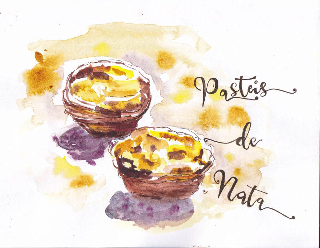 Envie de gourmandise Pasteis de Nata